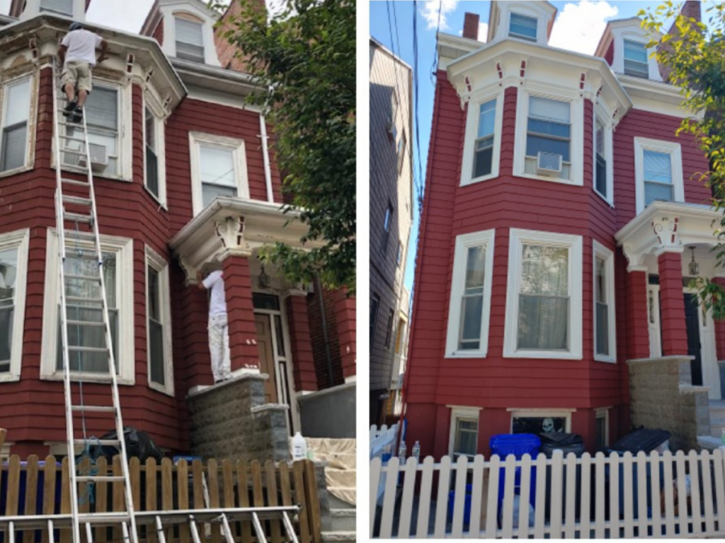 Best Exterior Painting Service in Boston MA